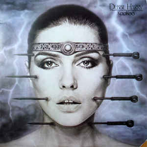 Deborah Harry - KooKoo - Album Cover