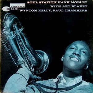 Soul Station - Album Cover - VinylWorld