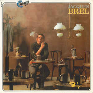 Jacques Brel - Ces Gens-Là - Album Cover
