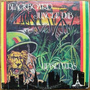 Blackboard Jungle Dub - Album Cover - VinylWorld