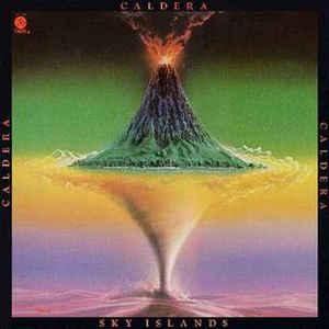 Caldera (2) - Sky Islands - Album Cover