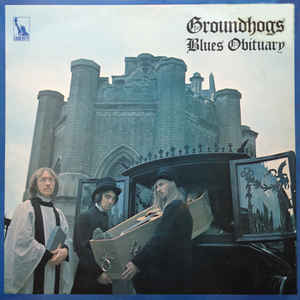 The Groundhogs - Blues Obituary - Album Cover
