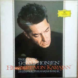 Ludwig van Beethoven - 9 Symphonien - VinylWorld