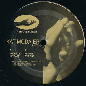 Kat Moda EP - Album Cover - VinylWorld