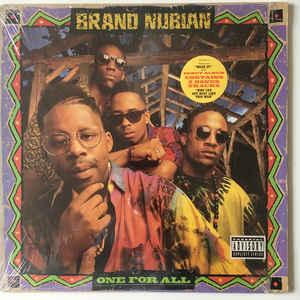 Brand Nubian - One For All - VinylWorld