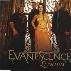 Evanescence - Lithium - Album Cover