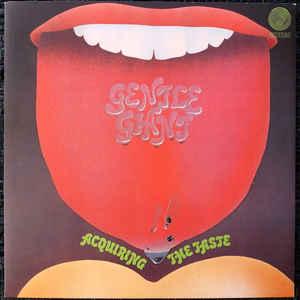 Gentle Giant - Acquiring The Taste - Album Cover