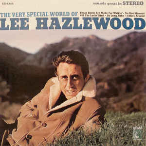 Lee Hazlewood - The Very Special World Of Lee Hazlewood - Album Cover