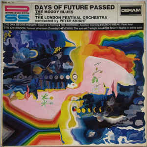 The Moody Blues - Days Of Future Passed - VinylWorld