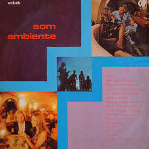 Som Ambiente - Som Ambiente - Album Cover