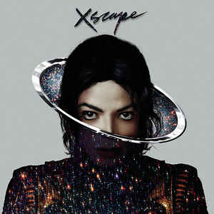 Michael Jackson - Xscape - Album Cover
