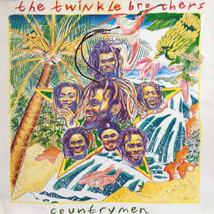 Twinkle Brothers - Countrymen - Album Cover