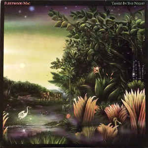 Fleetwood Mac - Tango In The Night - Album Cover