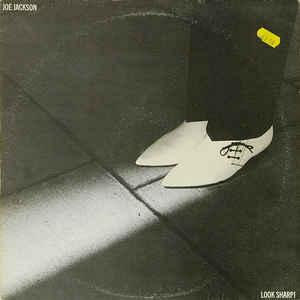 Look Sharp! - Album Cover - VinylWorld