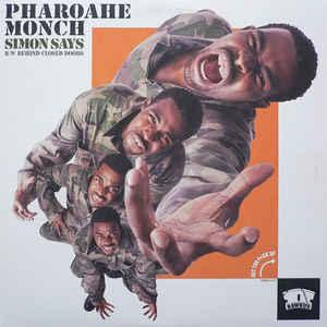 Pharoahe Monch - Simon Says / Behind Closed Doors - Album Cover
