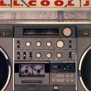 LL Cool J - Radio - Album Cover