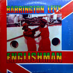 Barrington Levy - Englishman - Album Cover