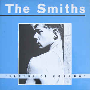 The Smiths - Hatful Of Hollow - Album Cover