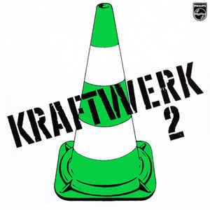 Kraftwerk - Kraftwerk 2 - Album Cover