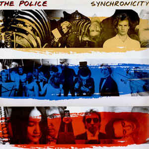 The Police - Synchronicity - Album Cover