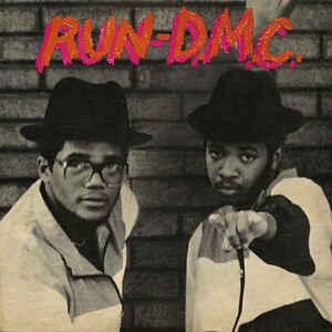 Run-DMC - Run-D.M.C. - Album Cover