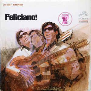 José Feliciano - Feliciano! - Album Cover