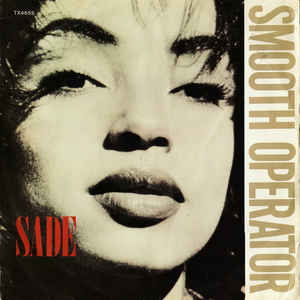 Sade - Smooth Operator - Album Cover