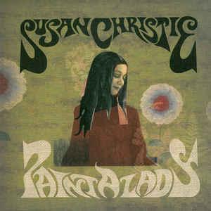 Susan Christie - Paint A Lady - Album Cover