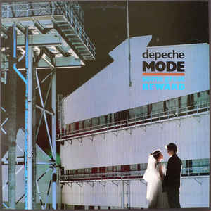 Depeche Mode - Some Great Reward - Album Cover