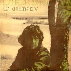 Eumir Deodato - Os Catedráticos 73 - Album Cover