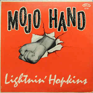 Lightnin' Hopkins - Mojo Hand - Album Cover