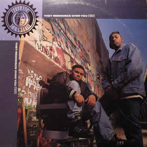 Pete Rock & C.L. Smooth - They Reminisce Over You (T.R.O.Y.) - Album Cover
