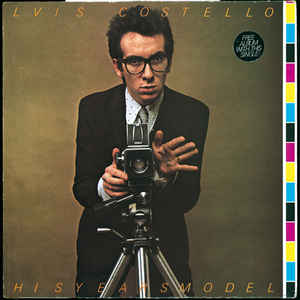 Elvis Costello - This Year's Model - Album Cover