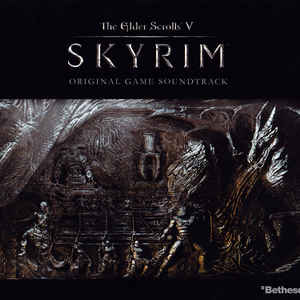 The Elder Scrolls V: Skyrim (Original Game Soundtrack) - Album Cover - VinylWorld