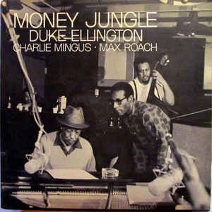 Duke Ellington - Money Jungle - Album Cover