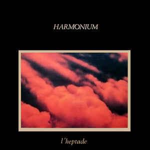 Harmonium - L'Heptade - Album Cover