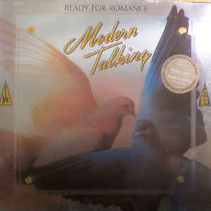 Modern Talking - Ready For Romance  - Album Cover