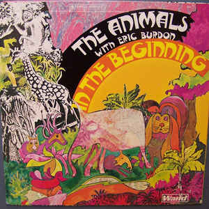 The Animals - In The Beginning - Album Cover