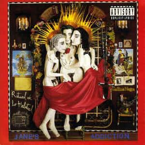 Jane's Addiction - Ritual De Lo Habitual - Album Cover