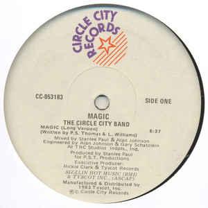 Circle City Band - Magic - VinylWorld