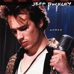 Jeff Buckley - Grace - Album Cover