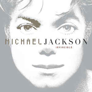 Michael Jackson - Invincible - Album Cover