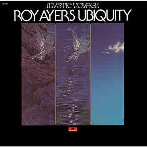 Roy Ayers Ubiquity - Mystic Voyage - Album Cover