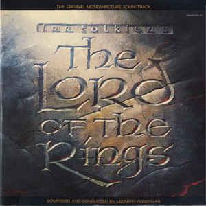 Leonard Rosenman - The Lord Of The Rings - VinylWorld