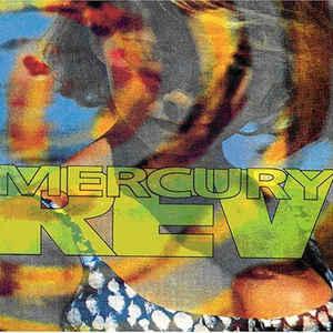 Mercury Rev - Yerself Is Steam - Album Cover
