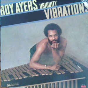 Roy Ayers Ubiquity - Vibrations - Album Cover