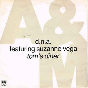 DNA - Tom's Diner - Album Cover