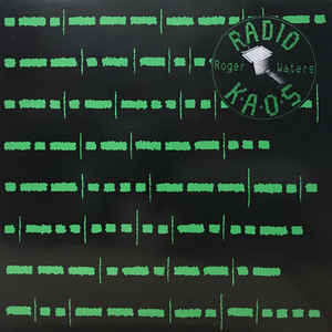 Roger Waters - Radio K.A.O.S. - Album Cover