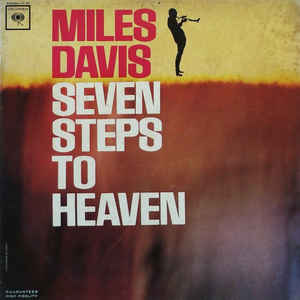 Miles Davis - Seven Steps To Heaven - Album Cover