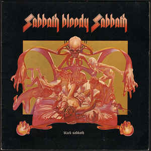 Sabbath Bloody Sabbath - Album Cover - VinylWorld